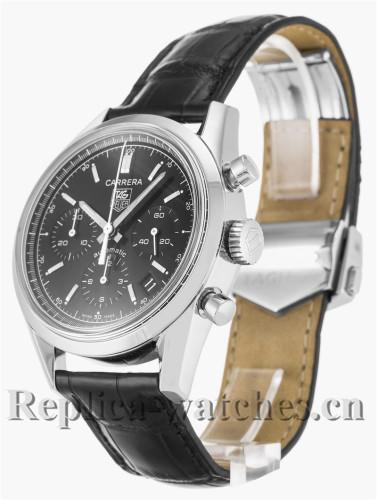Tag Heuer Carrera Black Dial 37MM CV2111.FC6180