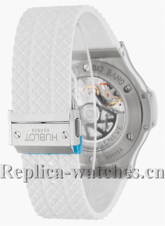 Hublot Quartz White Dial 44MM 301.SE.230.RW