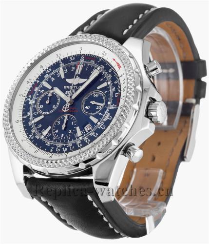 Breitling Bentley Motors Blue Dial 48MM A25362