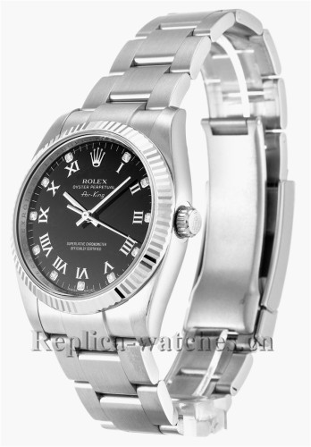 Rolex Air King Stainless Steel Strap 114234