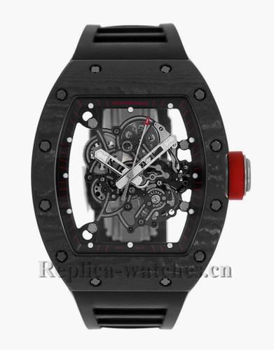 Replica Richard Mille Bubba Watson Dark Legend Ceramic Titanium RM055 Watch