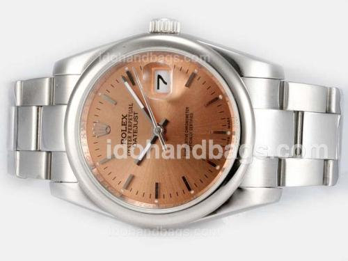 Rolex Datejust Automatic with Champagne Dial 18153