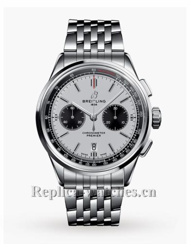 Breitling Replica Premier B01 Chronograph 42 AB0118221G1A1