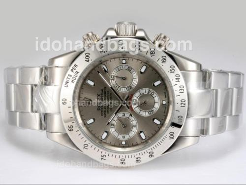 Rolex Daytona Automatic with Gray Dial 12910