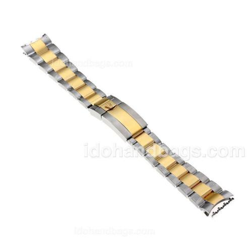 Rolex Two Tone Oyster Strap for GMT-Master Swiss ETA Version 61916