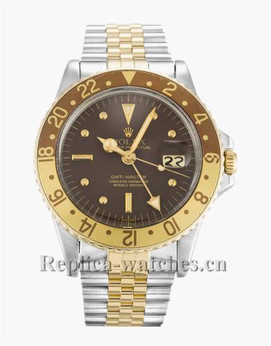Rolex GMT Master Black Dial 40MM 1675