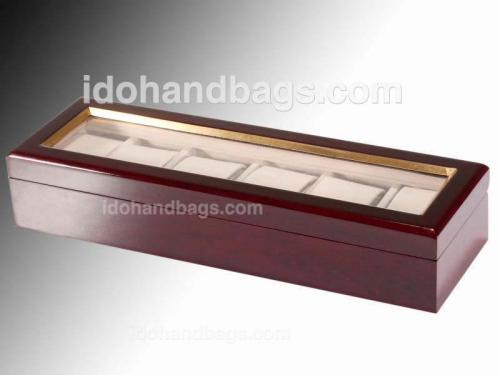 Brown Wooden Box 21137