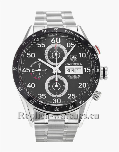 Tag Heuer Carrera Stainless Steel Strap CV2A10.BA0796