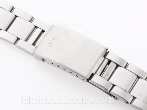 Rolex Vintage Stainless Steel Strap 34219