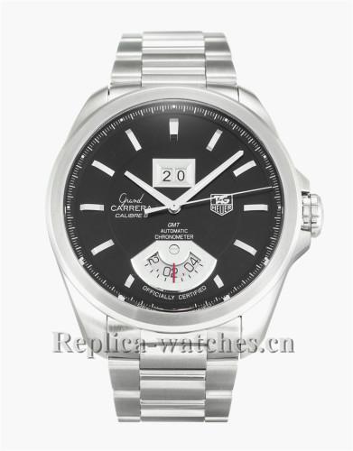 Tag Heuer Grand Carrera Black Dial 43MM WAV5111.BA0901