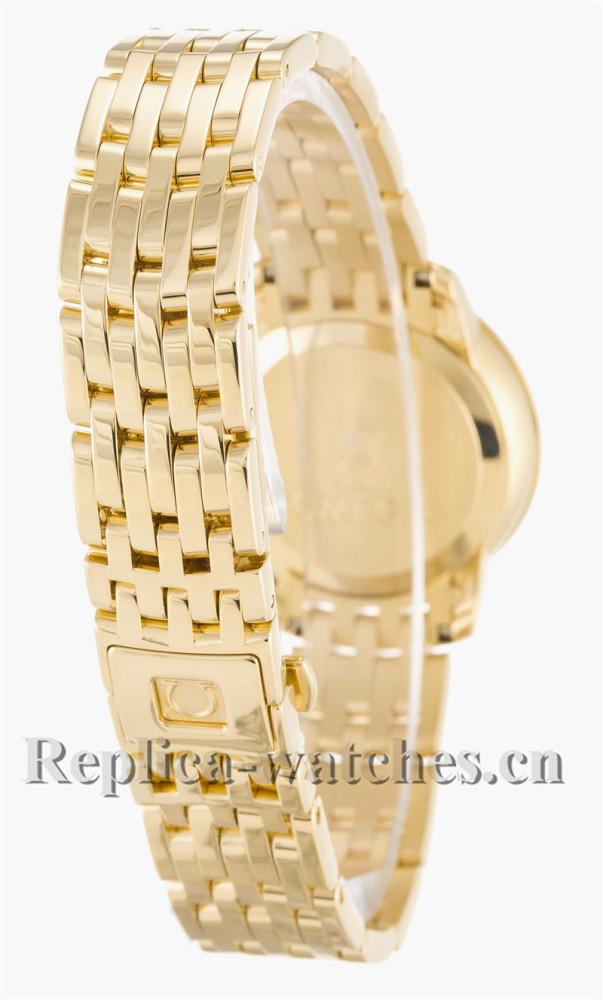 Omega De Ville Prestige White Dial 23MM 424.50.24.60.05.001