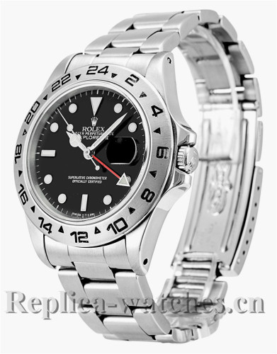 Rolex Explorer Black Dial 40MM 16550
