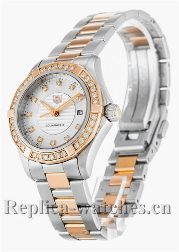 Tag Heuer Aquaracer Stainless Steel Strap 27MM WAP1452.BD0837