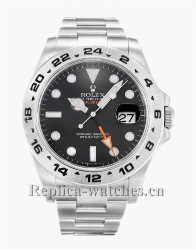 Rolex Explorer II Black Dial 42MM 216570