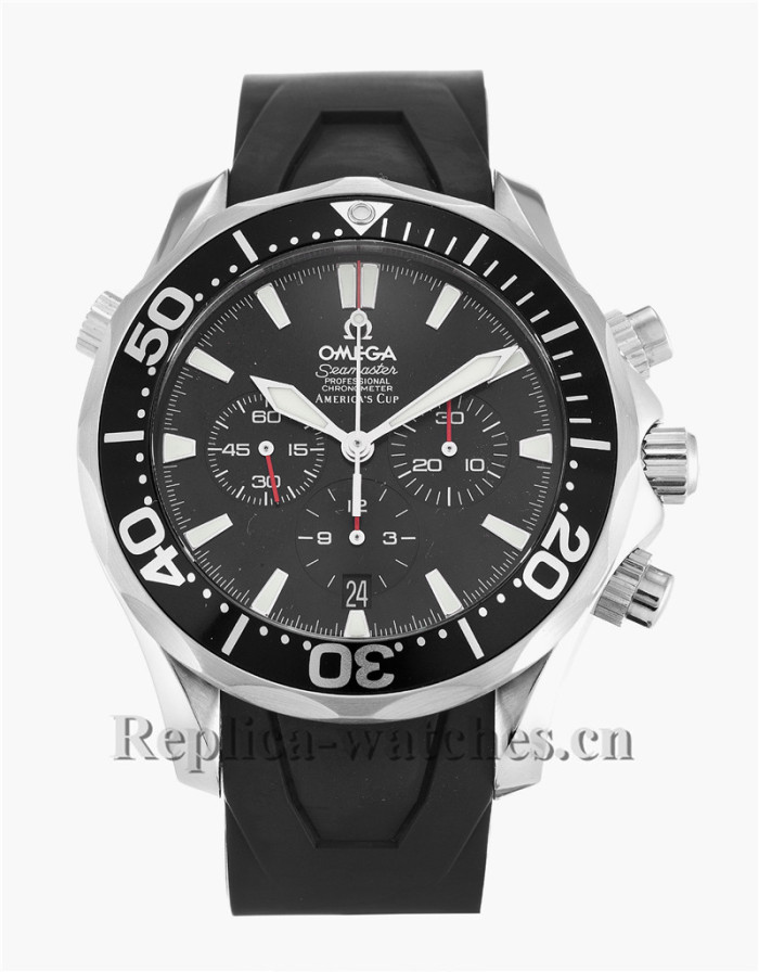 Omega Seamaster 300m 2894.50.91 Black Dial 42MM
