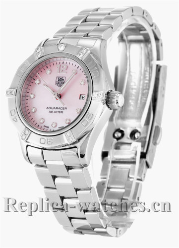 Tag Heuer Aquaracer Stainless Steel Strap 27MM WAF141H.BA0824