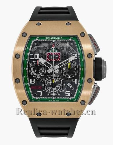 Replica Richard Mille Classic Chronograph Limited Edition RM011 AJ RG