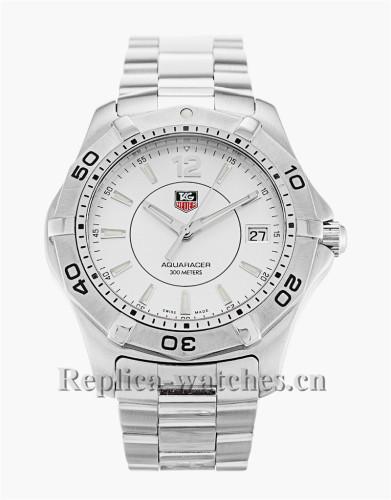 Tag Heuer Aquaracer White Dial 38MM WAF1112.BA0801