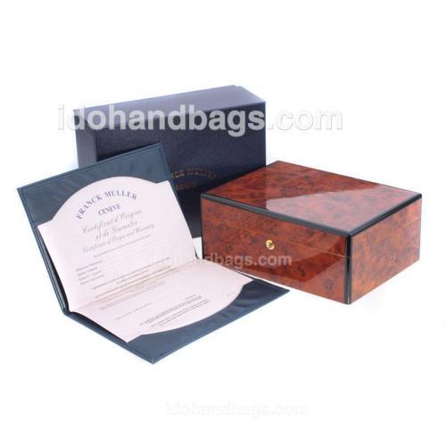 Franck Muller Original Style Wooden Box 21142