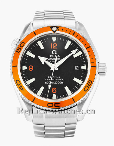 Omega Planet Ocean Automatic Stainless Steel Strap 2908.50.00