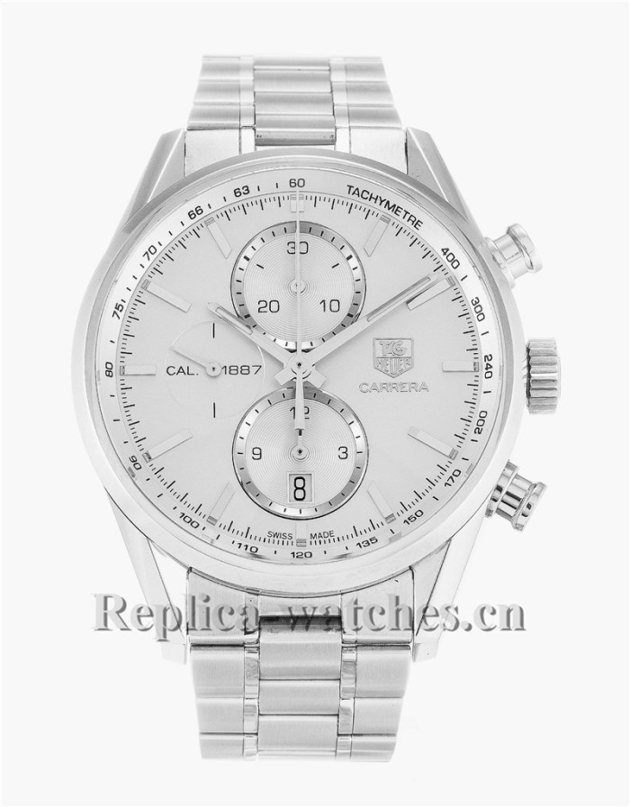 Tag Heuer Carrera Stainless Steel Strap CAR2111.BA0720