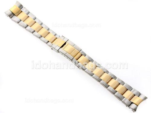 Rolex Two Tone Oyster Strap for Yacht-Master Version 37193