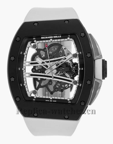 Richard Richard Mille Black Ceramic Case Limited Edition RM61-01