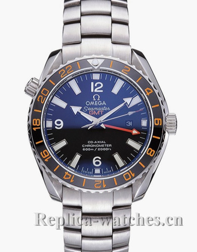 Omega Seamaster Ceramic Bezel With Black Dial Replica Watches