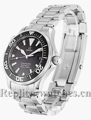 Omega Seamaster 300m Mid-Size Black Dial 36MM 2262.50.00