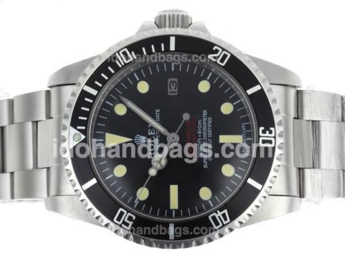 Rolex Sea-Dweller Submariner 2000 Ref.1665 Swiss ETA 2836 Movement Vintage Edition S/S 42006