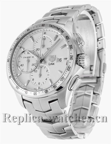 Tag Heuer Link White Dial CAT2011.BA0952