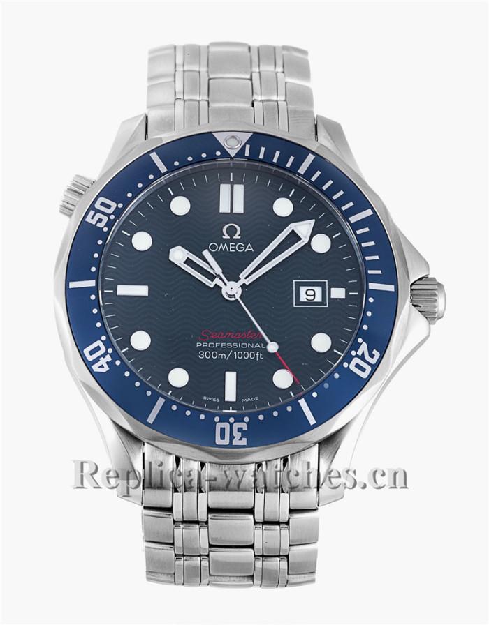 Omega Seamaster 300m 2221.80.00 Blue Dial 41MM