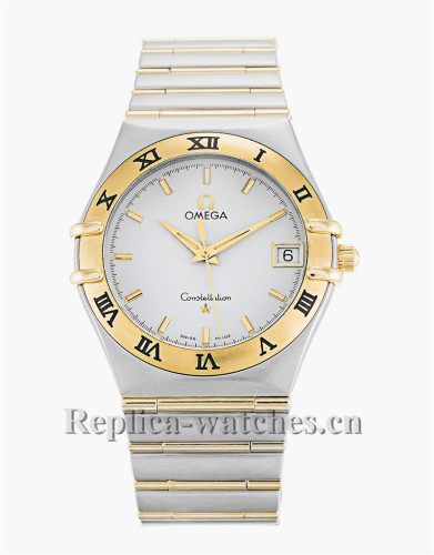 Omega Constellation White Dial 34MM 1212.30.00