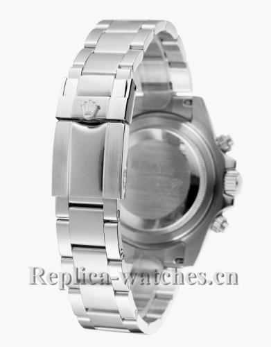 Rolex Daytona Black Dial 127539 42MM Replica