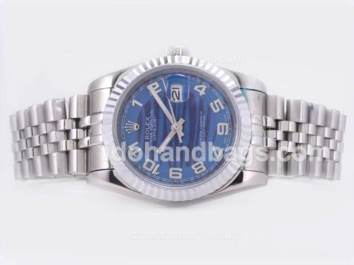Rolex Datejust Automatic with Blue Dial 22882