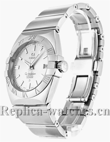 Omega Constellation Double Eagle White Dial 35MM 1511.30.00