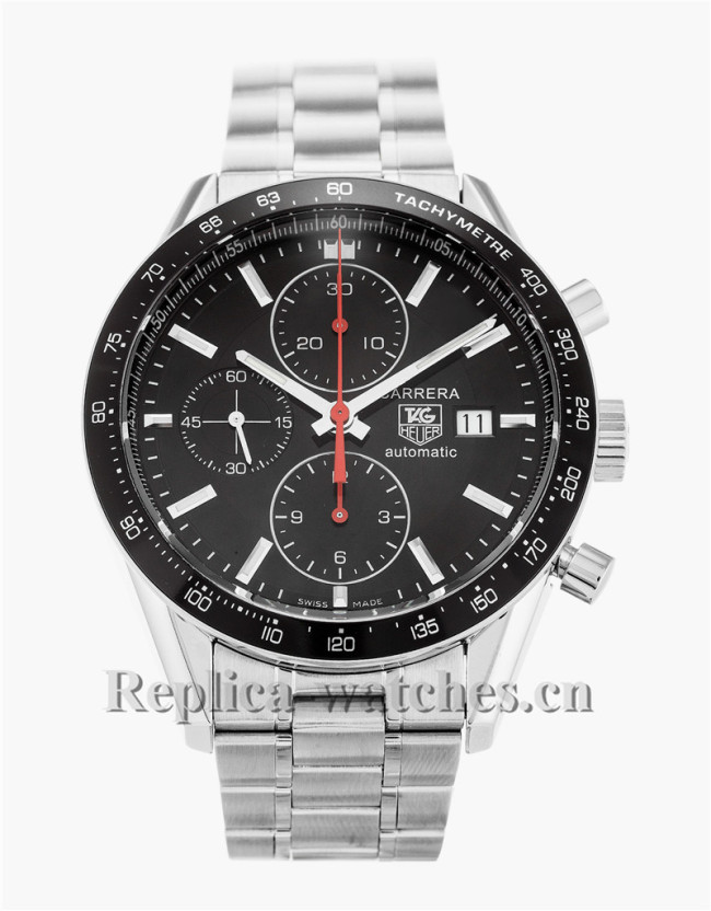 Tag Heuer Carrera Stainless Steel Strap CV2014.BA0794