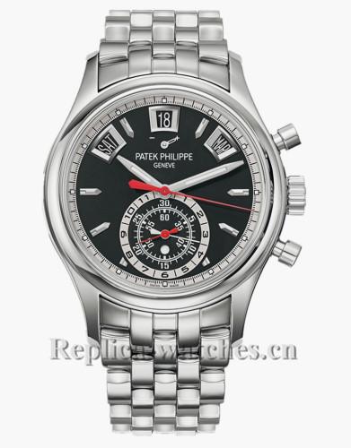 2017 Patek Philippe Annual Perpetual Calendar Flyback Chronograph Ref 5960-2