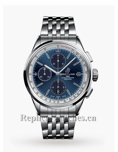 Breitling Replica Premier Automatic 42 Chronograph A13315351C1A1