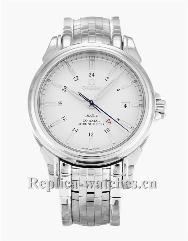 Omega De Ville Co-Axial White Dial 39MM 4533.31.00