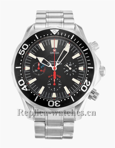 Omega Seamaster Americas Cup Black Dial 44MM 2869.50.91