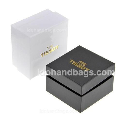 Tissot High Quality Black Wooden Box 115554