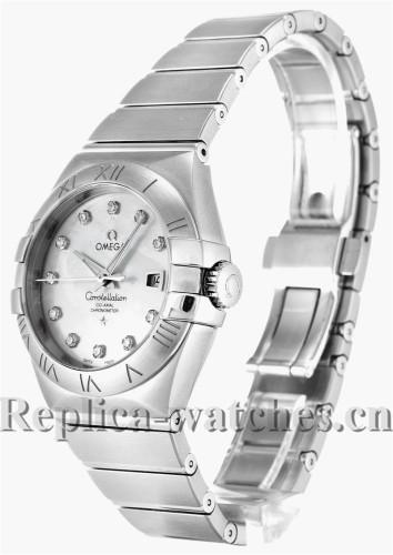 Replica Omega Constellation Chronometer Ladies 123.10.31.20.55.0-31 MM