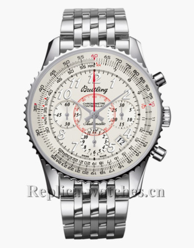 Breitling Navitimer A11b013012 White Dial Replica Watch