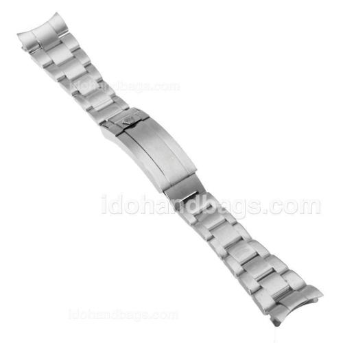 Rolex Stainless Steel Strap for Swiss ETA 3135 Movement 43mm Version 56542
