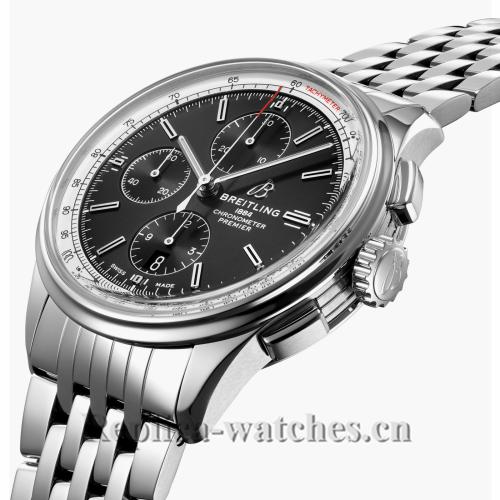 Breitling Replica Premier Chronograph 42 A13315351B1A1