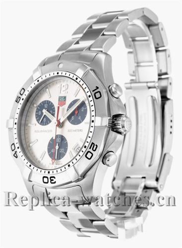 Tag Heuer Aquaracer White Dial 41MM CAF1111.BA0803
