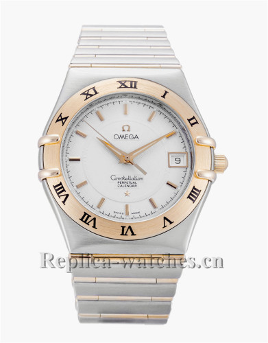Omega Constellation White Dial 33.5MM 1252.30.00