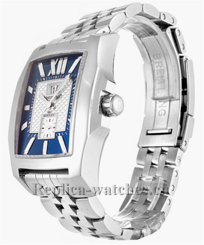 Breitling Bentley Flying B No 3 Blue Dial 36MM A16362