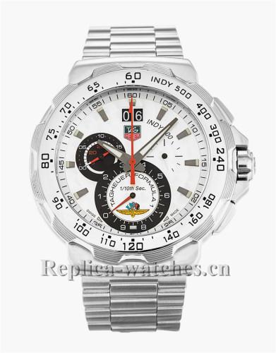 Tag Heuer Formula 1 White Dial 44MM CAH101B.BA0860